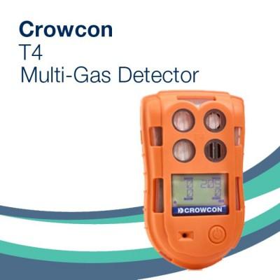 Máy đo khí Crowcon