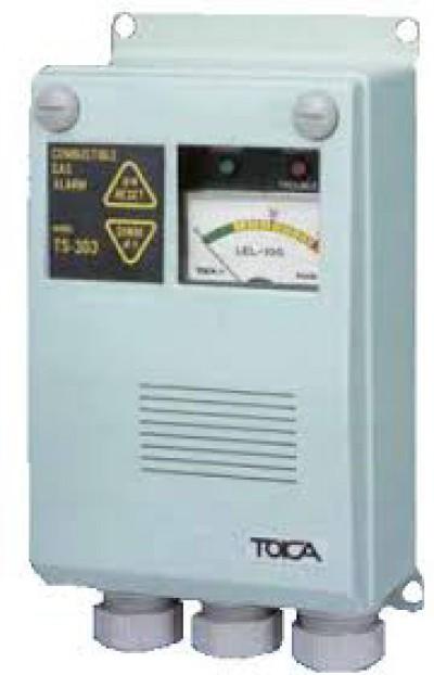 Hệ thống dò khí gas  cố định Toka Seiki