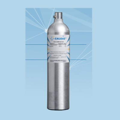 Chai cồn chuẩn Calgaz hiệu chuẩn máy đo nồng độ cồn