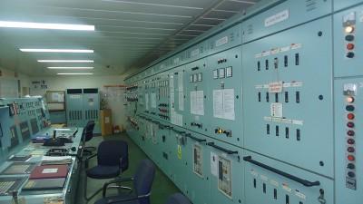 Lắp đặt hệ thống bảo vệ cháy nổ hơi dầu cho buồng máy nén thủy lực tàu Petrolimex 11